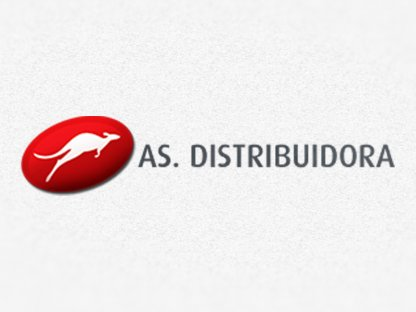 Website AS Distribuidora