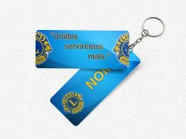 Chaveiro Lions Clube